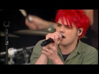My Chemical Romance - Na Na Na (Na Na Na Na Na Na Na Na Na) (Live At Oxygen Festival 2011)